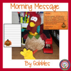 Nov Morning Message -  Teaches Common Core Language Arts S