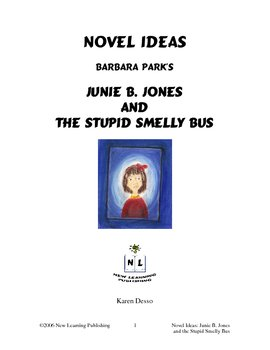 Novel Ideas: Junie B. Jones and the Stupid Smelly Bus