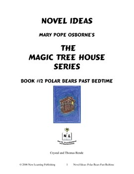 Novel Ideas: Magic Tree House #12: Polar Bears Past Bedtime