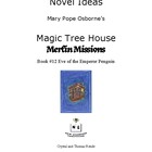 Novel Ideas: Magic Tree House #40: Eve of the Emperor Penguin