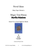 Novel Ideas: Magic Tree House #42: A Good Night for Ghosts