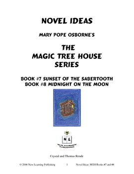 Novel Ideas: Magic Tree House #7 & #8 - Two Complete Novel