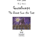 Novel Ideas - R. L. Stine's Goosebumps The Beast from the East