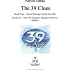 Novel Ideas - The 39 Clues books 9 and 10