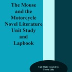 Novel Literature Unit Study and Lapbook: The Mouse and the