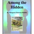 Novel Study, Among the Hidden (by Margaret Peterson Haddix