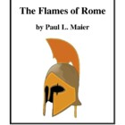 Novel Study, The Flames of Rome Study Guide