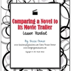 Novel and Movie Trailer Comparison Activity