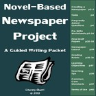 Novel-Based Newspaper Project (Common Core Aligned)