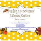 November Literacy Centers