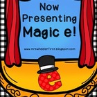 Now Presenting: Magic e {Silent e Activities}!
