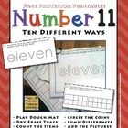 Number 11 Ten Different Ways