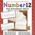 Number 12 Ten Different Ways