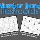 Number Bond Flashcards
