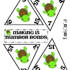 Number Bonds - Making 15
