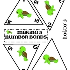 Number Bonds - Making 5