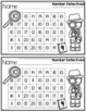 Number Detectives {Printable 10-20 Number Searches}