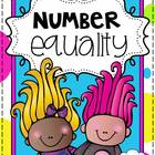 Number Equality {Freebie}