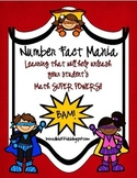 Number Fact Mania