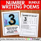 Number Formation Poems Bundle {Simply Kinder}