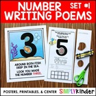 Number Formation Poems {Simply Kinder}