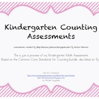 Number Identification Assessment