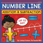 Number Line Addition &amp; Subtraction
