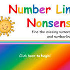 Number Line Nonsense