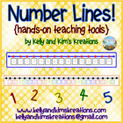 Number Lines: A Resource for Teachers and Students