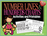 Number Lines and Hundreds Charts