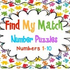 Number Match-Up Puzzles