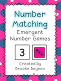 Number Matching - Emergent Number Games