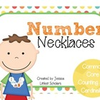 Number Necklaces [Hands-On Counting and Cardinality Practice]