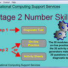 Number Operations for Year 3 and 4 - Diagnostic Tests and