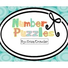 Number Puzzle Fun!