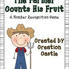 Number Recognition {1-30}: Farmer &amp; Fruit