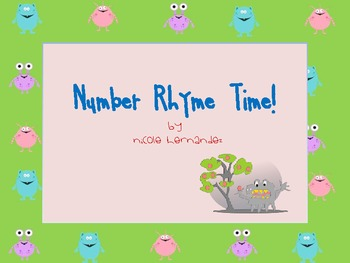 Number Rhyme Time
