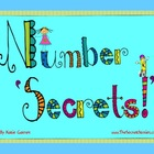 Number &quot;SECRETS&quot; (Auditory Rhymes w/ Visual References) *a