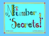 "Number ""SECRETS"" (Auditory Rhymes w/ Visual References) *a"