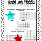 Number Sense Printable Manipulatives