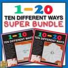 Number Sense SUPER BUNDLE {Numbers 1-20}
