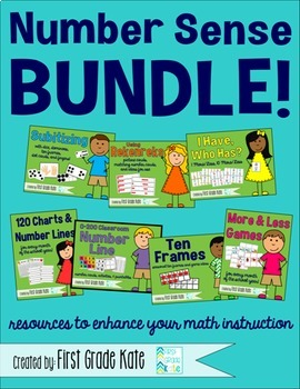 Number Sense BUNDLE!