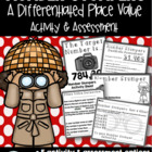 Place Value Activities-Hundreds, Thousands, Millions, Bill