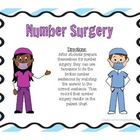 Number Surgery