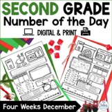 Number of the Day {Celebrate!} Second Grade Math