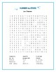 Number the Stars: 4 Fill-In Word Puzzles--Trial & Error Exercise!