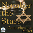 Number the Stars Comprehension Question Packet