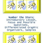 Number the Stars; Introductory lesson, Foci and Questions,