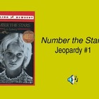 Number the Stars Jeopardy Review Game 4th-8th