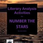 Number the Stars Literary Analysis Activities